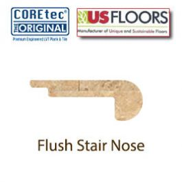 Flush Stair Nose Molding For 50lvp101 Amalfi Beige By Us