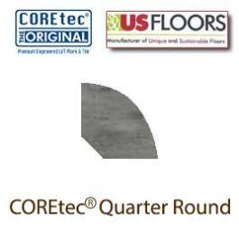 Quarter Round Weathered Concrete 50lvt1803t Coretec