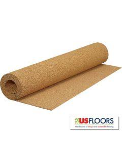 """Cork Underlayment Roll 1/8"""""""