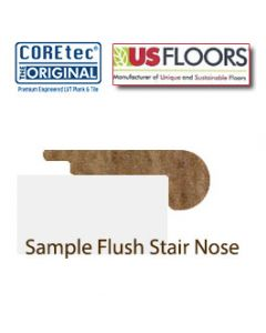 Generic Flush Stair Nose for COREtec Collection by US Floors