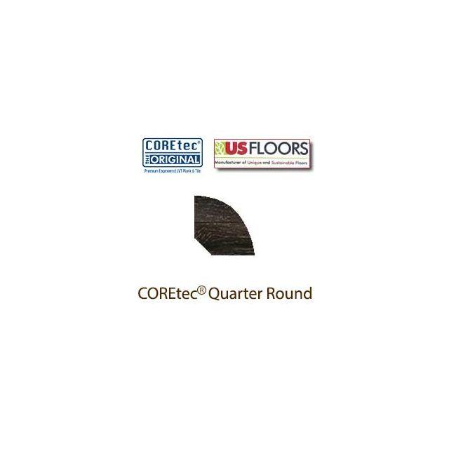 "Hudson Valley Oak Quarter Round Molding for 50LVP708 | Hudson Valley Oak COREtec 7"" Collection by US Floors"