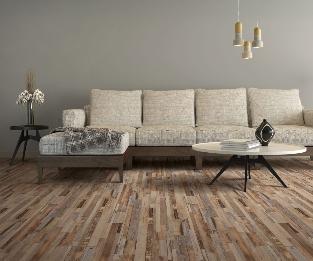 Explorer Oak floor by USFloors® from the COREtec Plus Enhanced Plank collection | SKU:50LVPE766