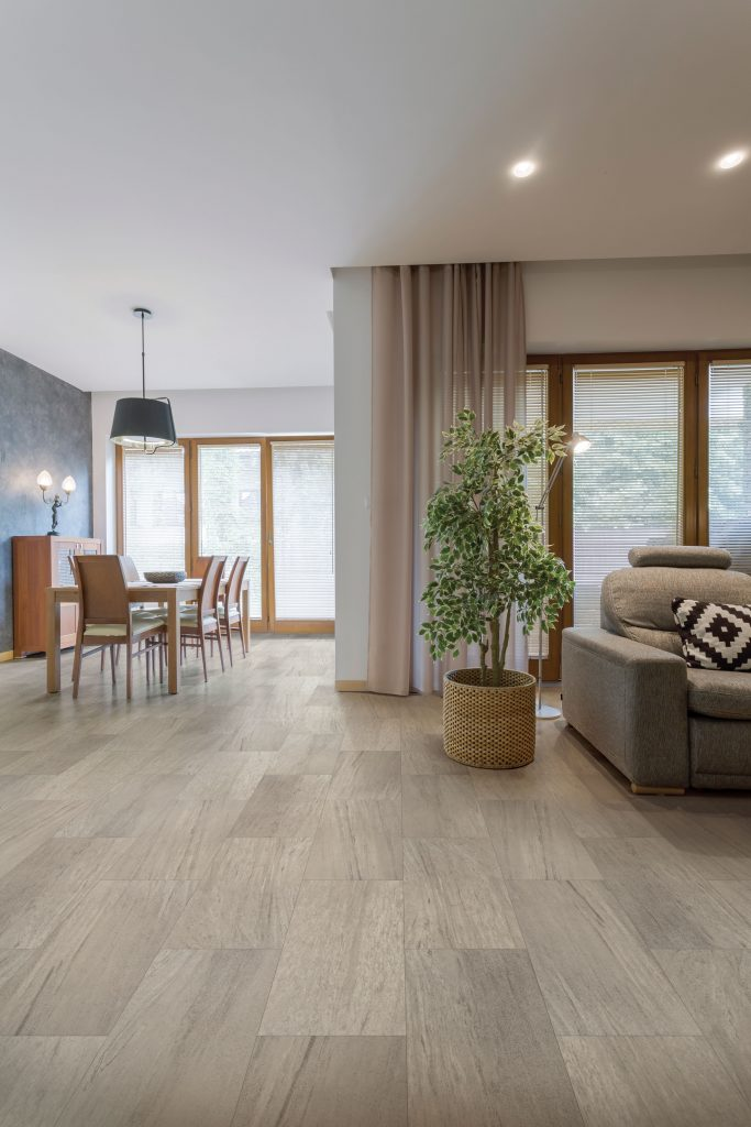 Libra floor by USFloors® from the COREtec Plus Enhanced Tile (USF) collection | SKU:50LVTE1213