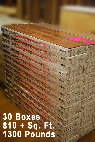 Flooring Packaging