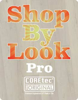 Shop by look coretec pro call out