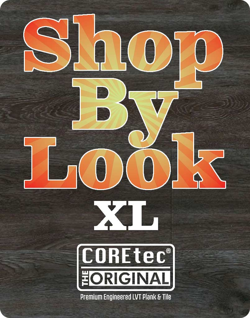 Shop by look coretec XL call out